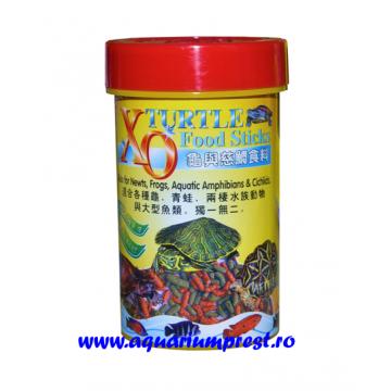 Hrana broaste testoase Xo Turtle Food Sticks 110ml