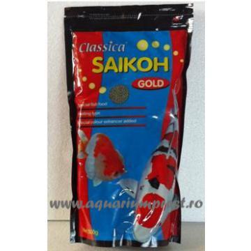 Hrana carasi aurii Saikoh Gold 500 gr