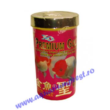 Hrana carasi aurii Xo Premium Gold 280ml granule flotante