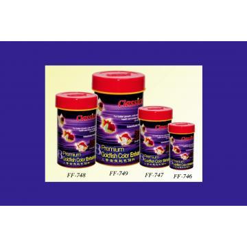 Hrana granulata pesti Premium Goldfish Color Enhancer 110ml