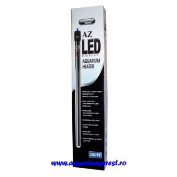 Incalzitor acvariu cu display LED 200W