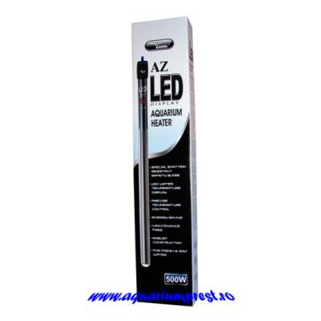 Incalzitor acvariu cu display LED 500W