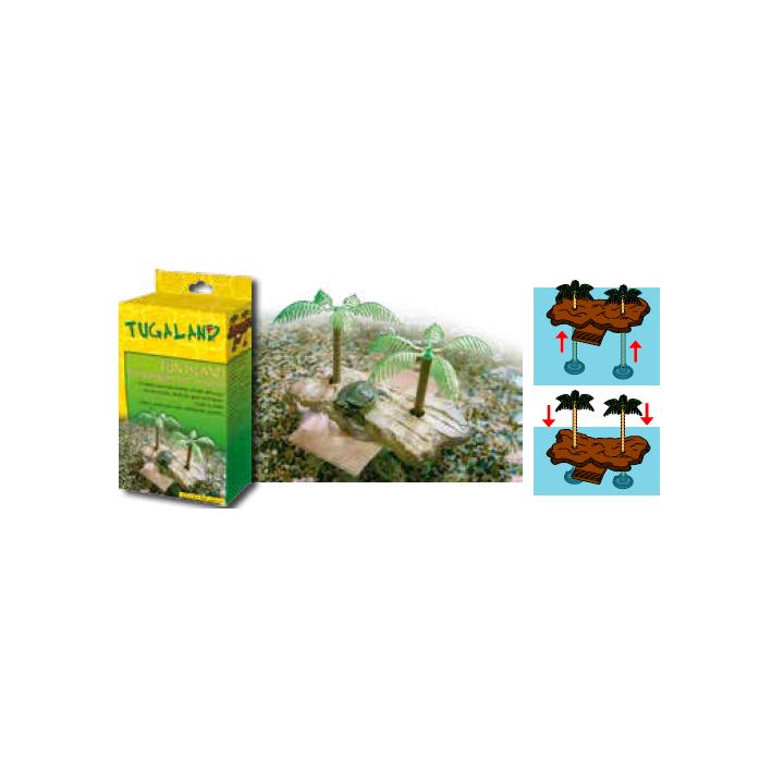 Insula broscute Fun Island LG ( 25x9CM )