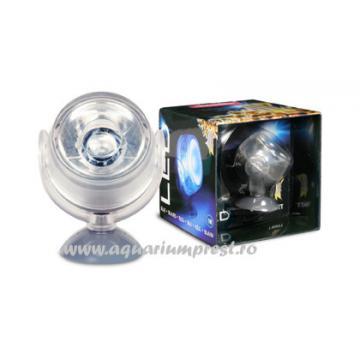 Lampa led subacvatic Arcadia Albastru