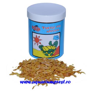 Mancare pentru broaste Oscar Turtle Food 14 gr./110 ml