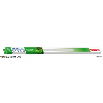 Neon acvariu Tropical River 8500K T5 24W