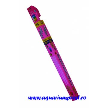 Neon T5 8W pentru acvariu Aqua Zonic Super Tropical Pink