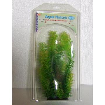 Planta plastic acvariu PP311 15-26cm