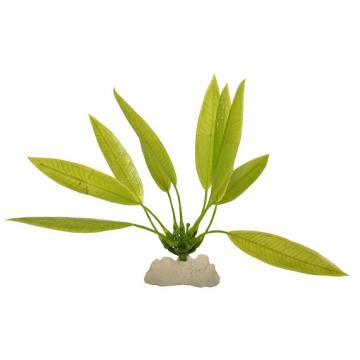Planta plastic decor acvariu Echinodorus 13 cm (4 inci )