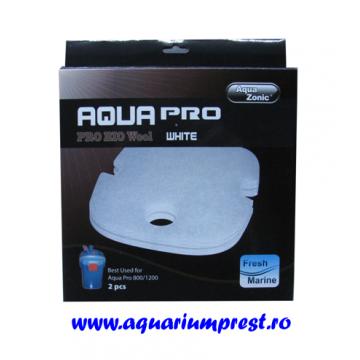 Vata biologica alba filtru extern Aqua Pro 800-1200