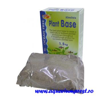 Substrat plante acvatice P12 Absolute Plant Base 1,50 kg