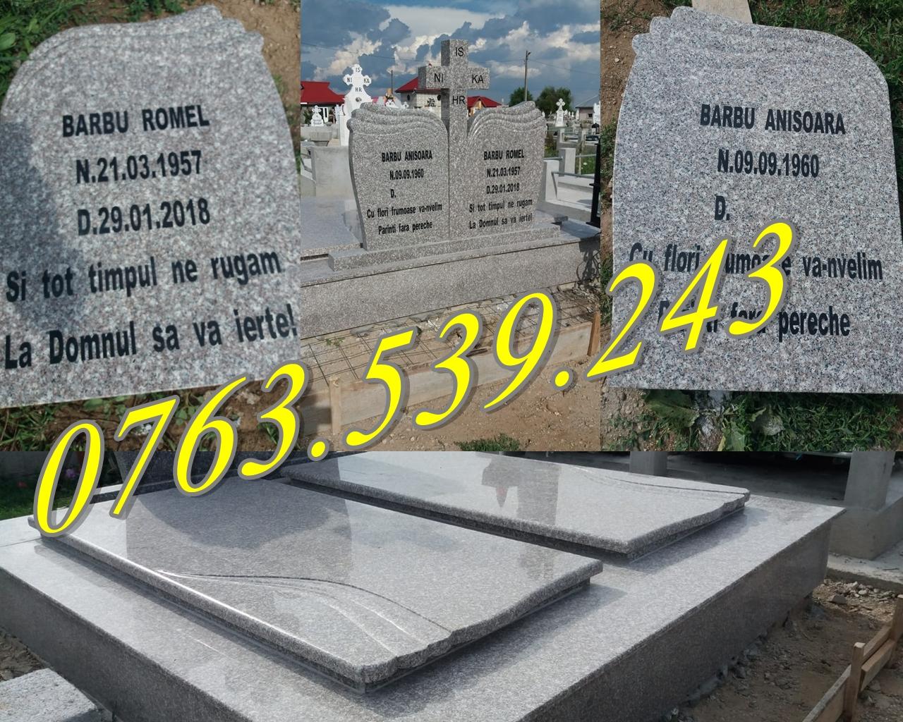 Amenajari Morminte si Lucrari Funerare