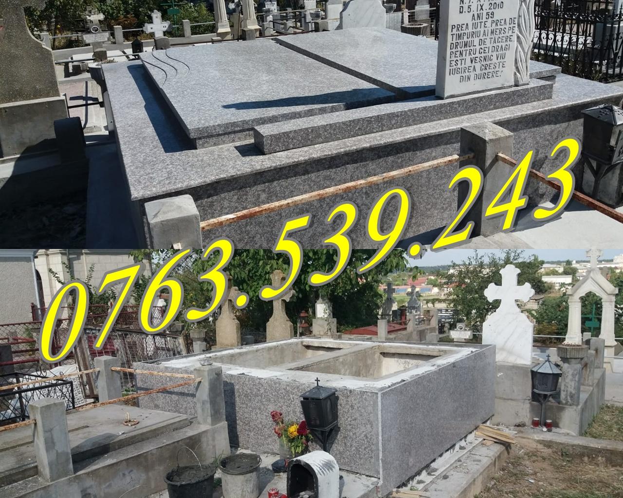 Execut Monumente Funerare  Lucrari Funerare Morminte