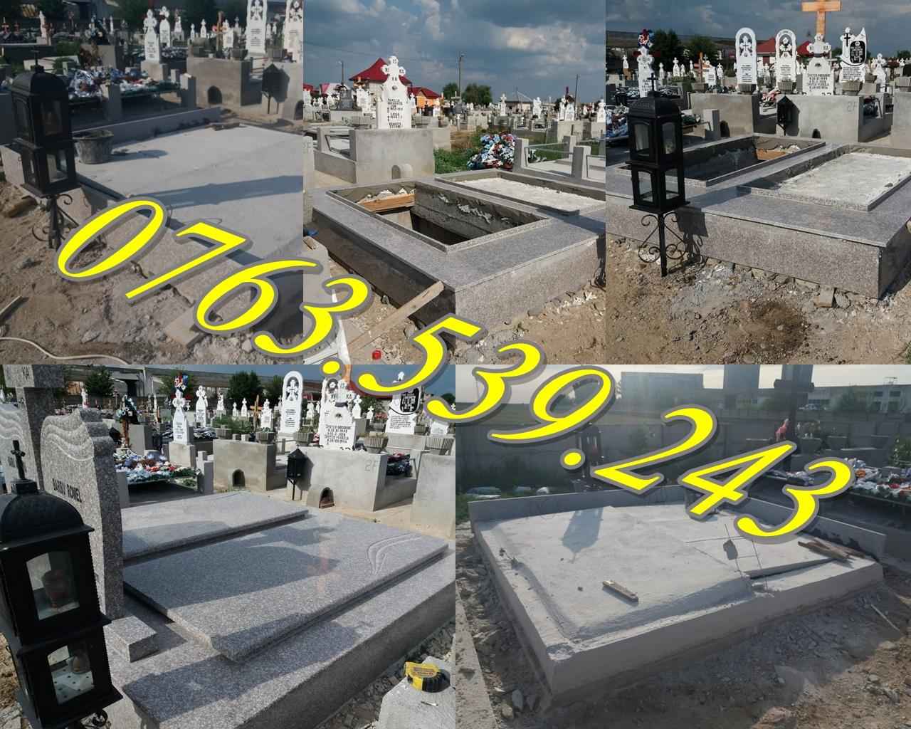 Constructii Cavouri | Cruci | Morminte