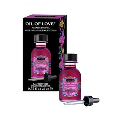 OIL OF LOVE RASPBERRY KISS 22 ML