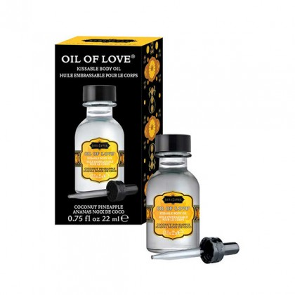 OIL OF LOVE COCONUT PINEAPPLE 22 ML