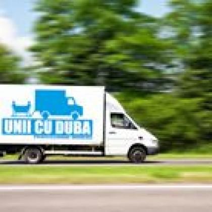 Transport marfa / mobila / electrocasnice / diverse bunuri
