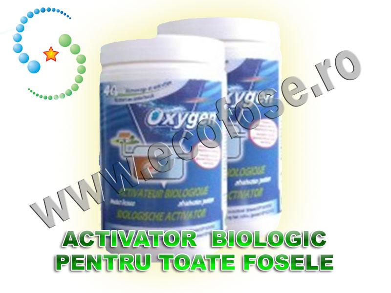 Activator biologic pentru toate fosele 1Kg