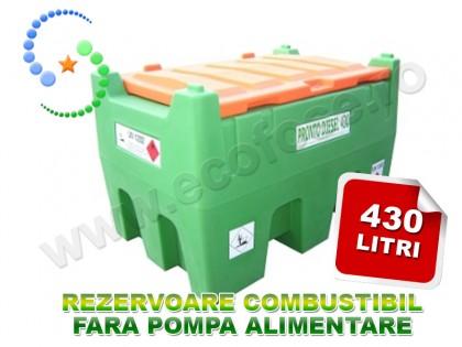 Rezervor PRONTO DIESEL 430 - fara pompa de alimentare