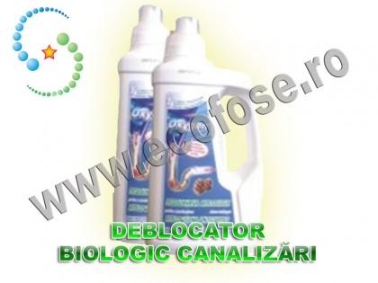 Deblocator biologic pentru desfundarea tevilor