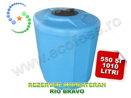Rezervor suprateran Rio Bravo