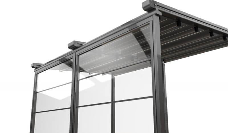 Sisteme automate de inchidere din sticla securizata