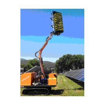 Curatator autonom de panouri solare F1750C