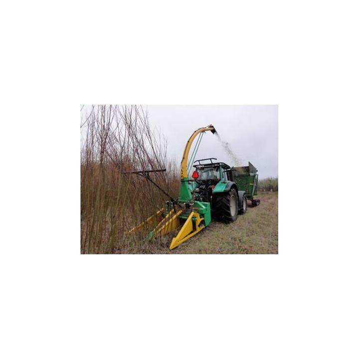 Masina de recoltat Salcie energetica Energy Harvester