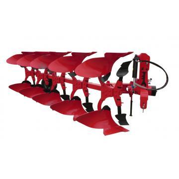 Plug reversibil cu 5 trupite hidraulic (4+1)-(30-35-40cm)
