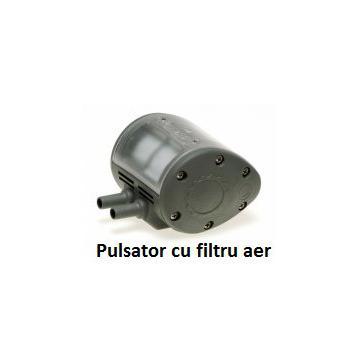 Pulsator cu filtru aer pt aparat de muls Sezer