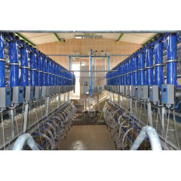 Sala de muls capre Sezer