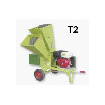 Tocator resturi vegetale T2 - motor Honda