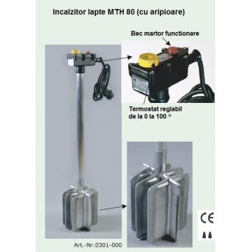 Incalzitor lapte MTH 80