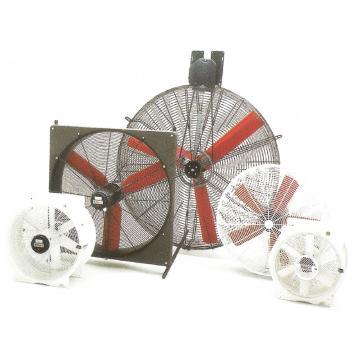 Ventilator recirculare, exhaustare, sere, grajduri