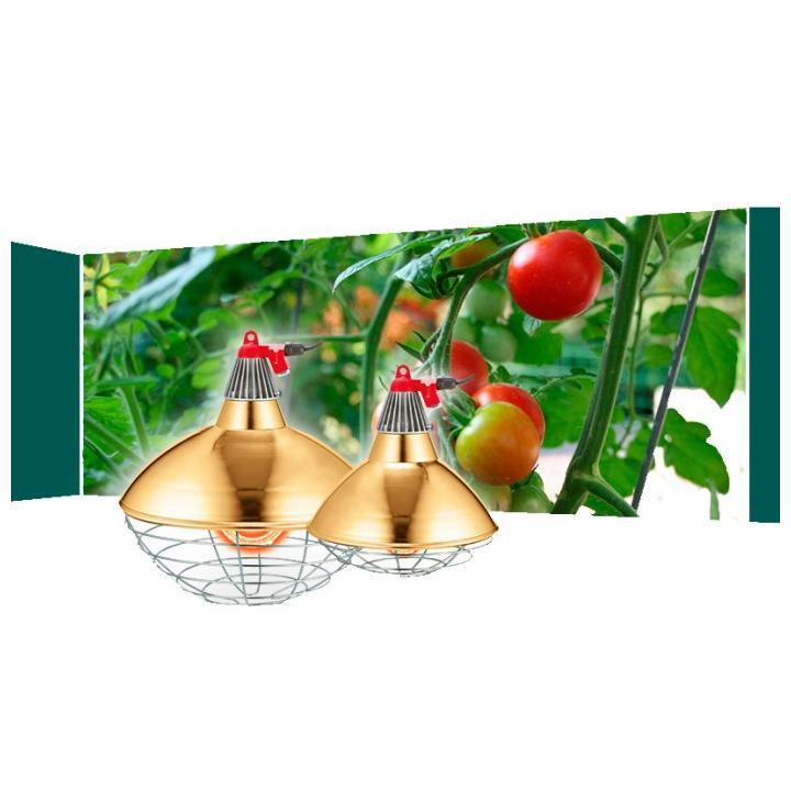 Lampa infrarosu incalzire solar sau ferme pui