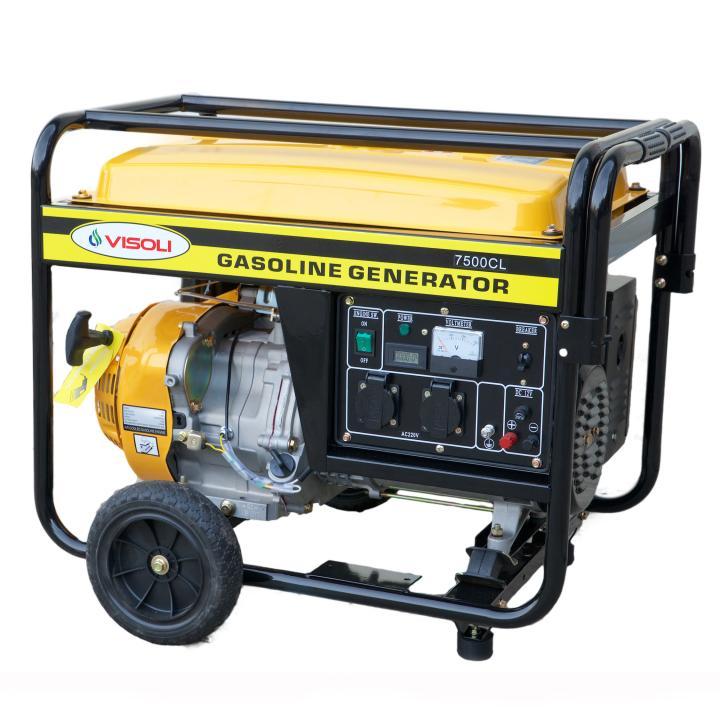 Generator de curent Visoli VSG-7500CL-3, 8,1 KVA, Trifazic
