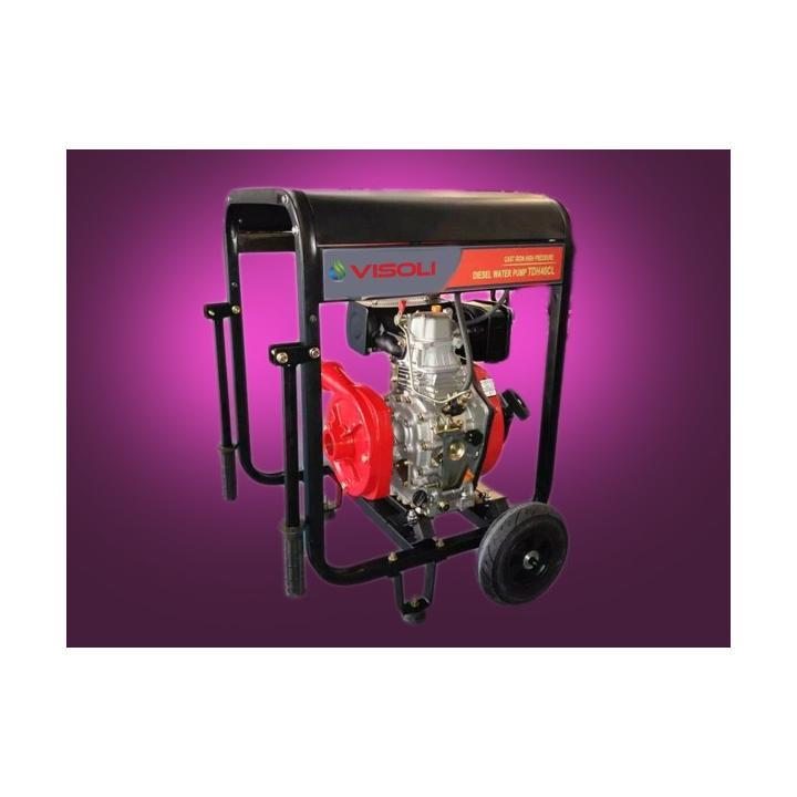 Motopompa irigatii diesel 3 toli - refulare 102m verticala