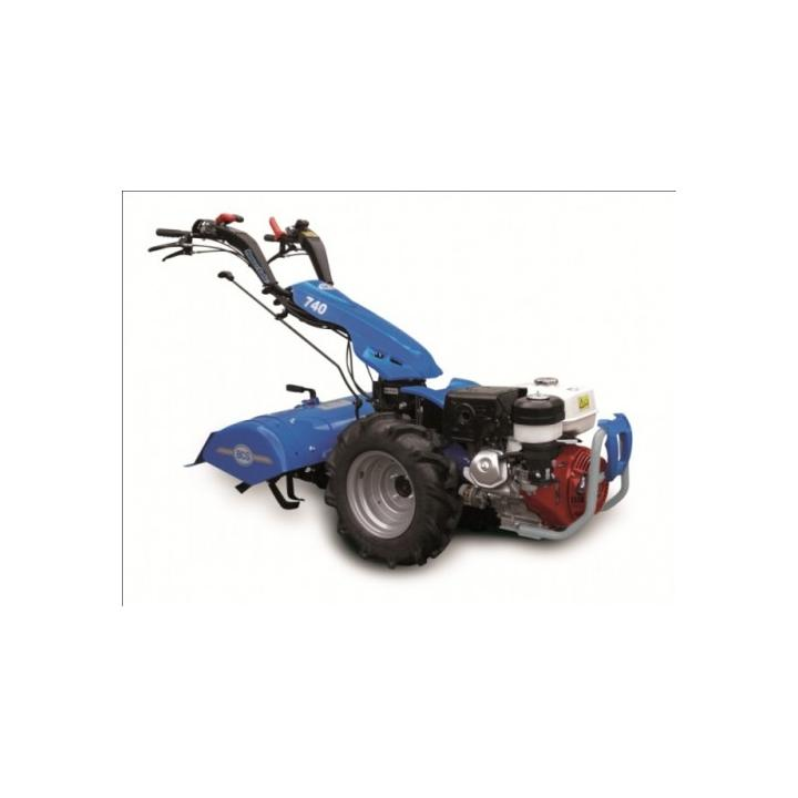 Motocultivator BCS 740 PS GX 390 cu freza