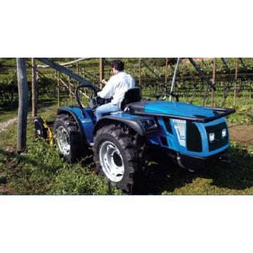 Tractor BCS Vithar 950 RS - cu roti viratoare, 91 CP