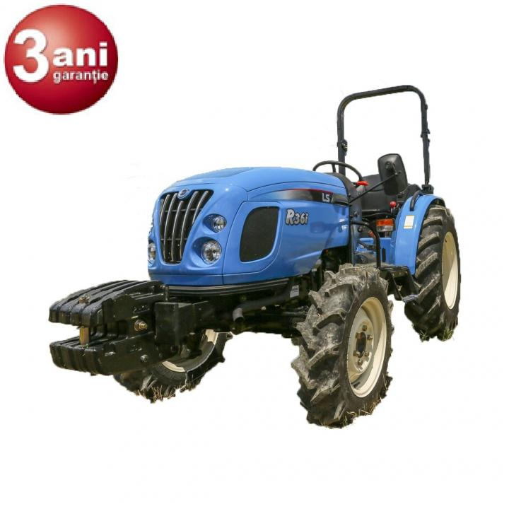 Tractor LS R36i ROPS, 38.5 CP
