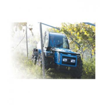 Tractor Vithar 850RS - cu roti viratoare si cabina 79