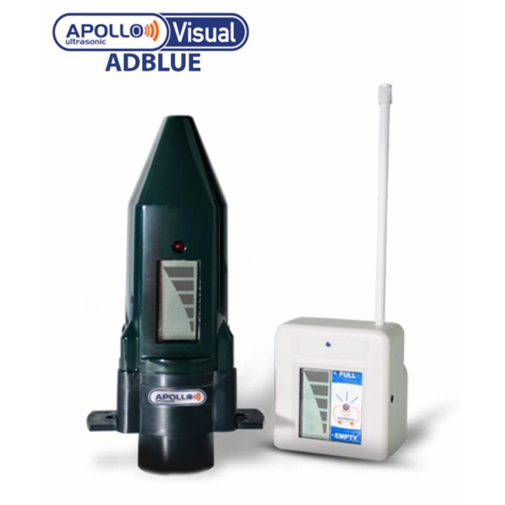 Monitor Apollo Visual AdBlue