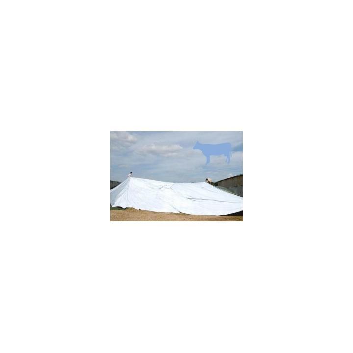 Folie siloz Alb/negru B/W5025 150 microni