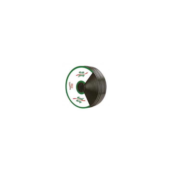 Banda picurare Dual Drip 6mil/2,2lph - 25cm