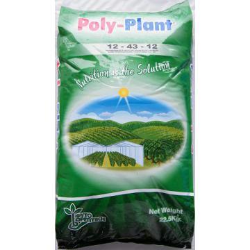 Fertilizant Poly Plant 12.43.12 + ME