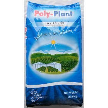 Fertilizant Poly Plant 19.19.19 + ME
