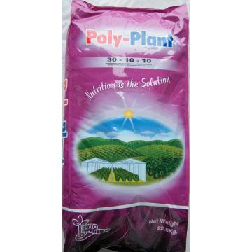 Fertilizant Poly Plant 30.10.10 + ME