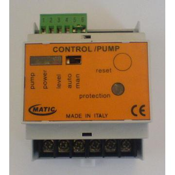 Dispozitiv de control pentru electropompa