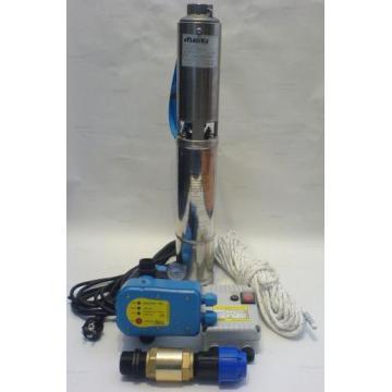 Pompa submersibila cu automatizare