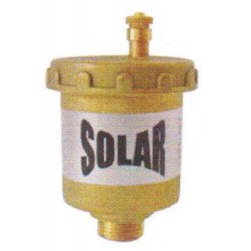 Aerisitor automat pentru insalatii solare